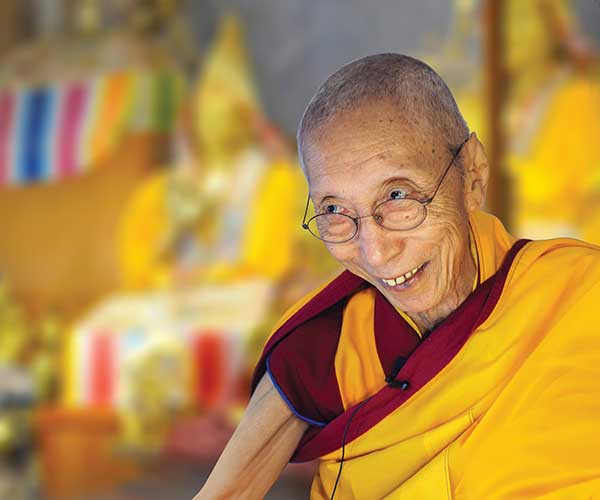 About - Venerable Geshe Kelsang Gyatso Rinpoche