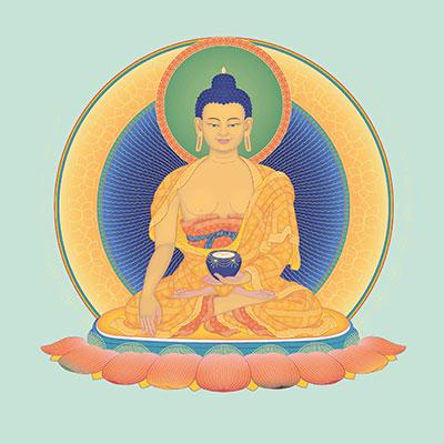 Buddha Shakyamuni - Founder Buddhism