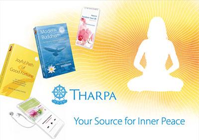 Tharpa Interactive Brochure - Desktop Version