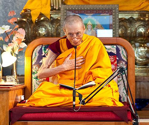 World Renowned Meditator - Geshe Kelsang Gyatso